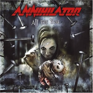 Annihilator All-for-You